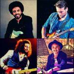 Blues Power Jam • 71 : Bassam Bellman & Blues Power invite Jerome Cornelis Lenouvô Cosmos - Dalle des Olympiades Paris