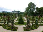 Les jardins de Bagatelle. Parc de Bagatelle Paris