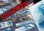 les Vacances de la Toussaint à l'Arrosoir : Cyanotype avec Emma ! Figeac