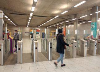 métro rennes république portillons