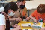 Stage enfant : tesselles de papier Musée Narbo Via Narbonne