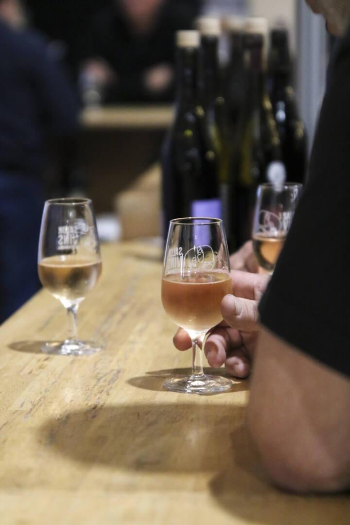 Salon vin et gastronomie saint malo