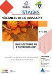Stage petites mains créatrices Centre Paris Anim' La Jonquière Paris
