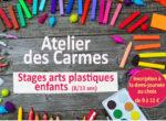 Stages d'arts plastiques pour enfants Langon