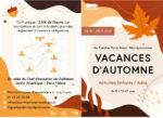 Stages vacances enfants ados automne Centre Paris Anim' Montparnasse Paris