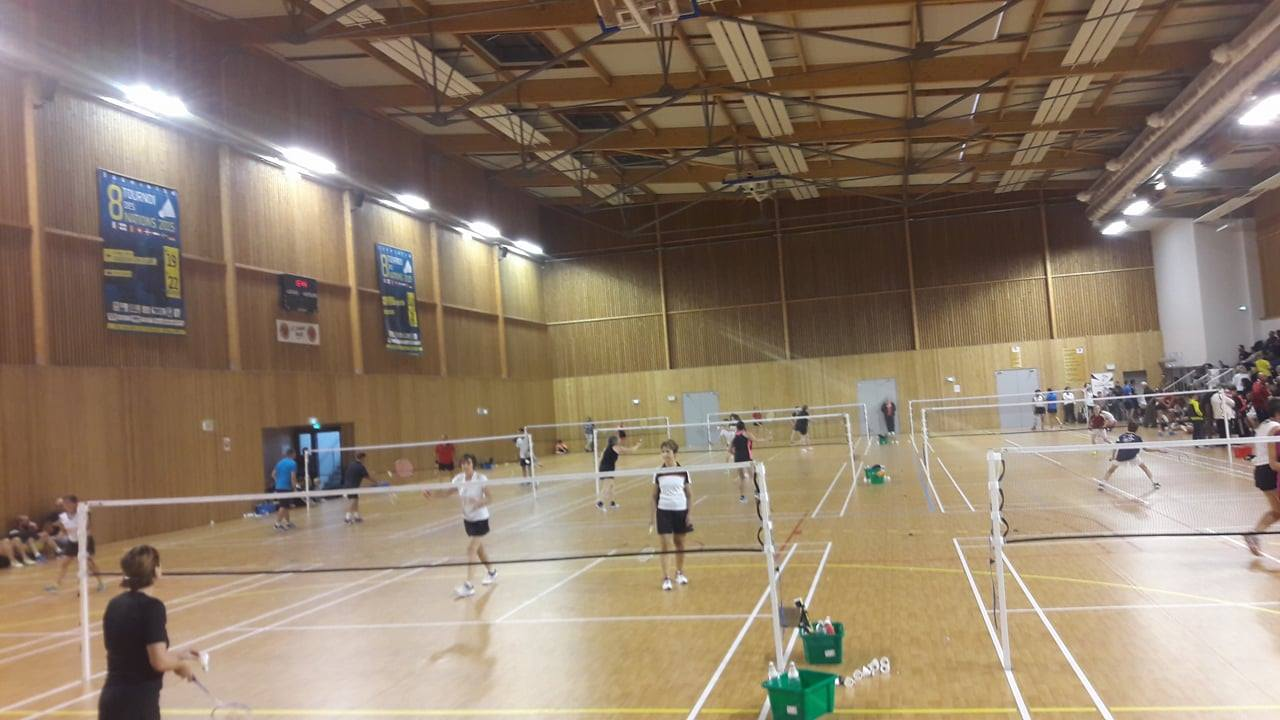 Badminton tournament for youth and veterans Oradour-sur-Glane Oradour-sur-Glane Oradour-sur-GlaneOradour-sur-Glane Sunday 31 October 2021