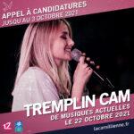 Tremplin Cam de musiques actuelles La Camillienne Paris