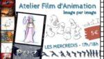 Vacances Toussaint à l'Arrosoir : Atelier Film d'Animation Image par Image Figeac