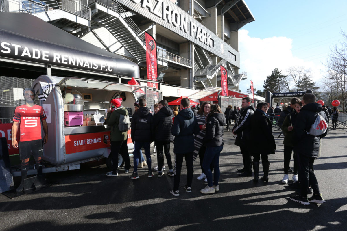 Barbablabla Stade Rennais