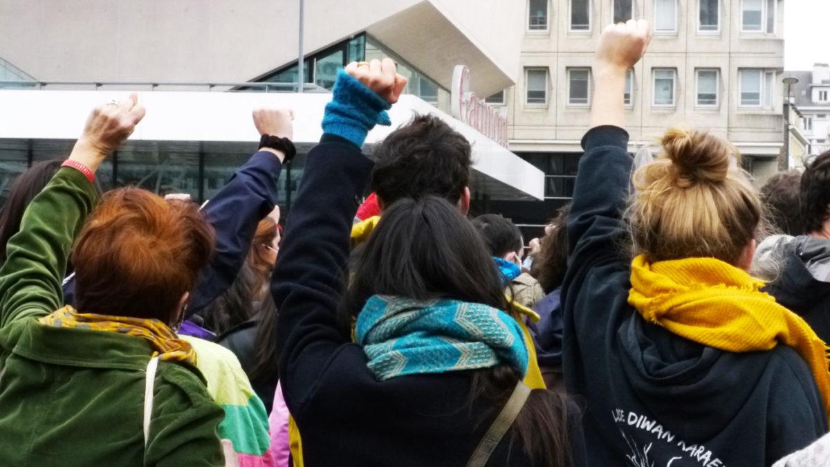 rassemblement violences patriarcales