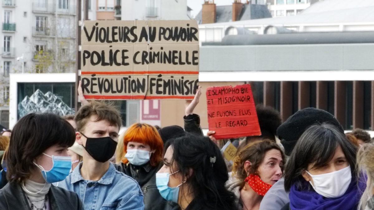 violences patriarcales rennes
