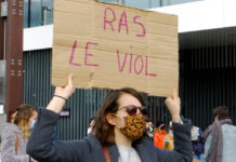 violences patriarcales rennes