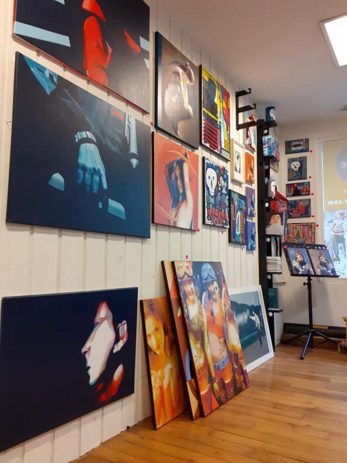 L'atelier galerie rennes