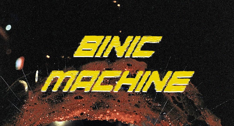 BINIC MACHINE : UNE PLONGÉE VERTIGINEUSE DANS L'UNIVERS DU BINIC FOLKS BLUES FESTIVAL