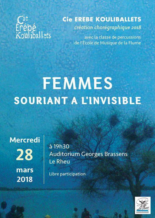 Compagnie Kouliballets Femmes créations spectacle