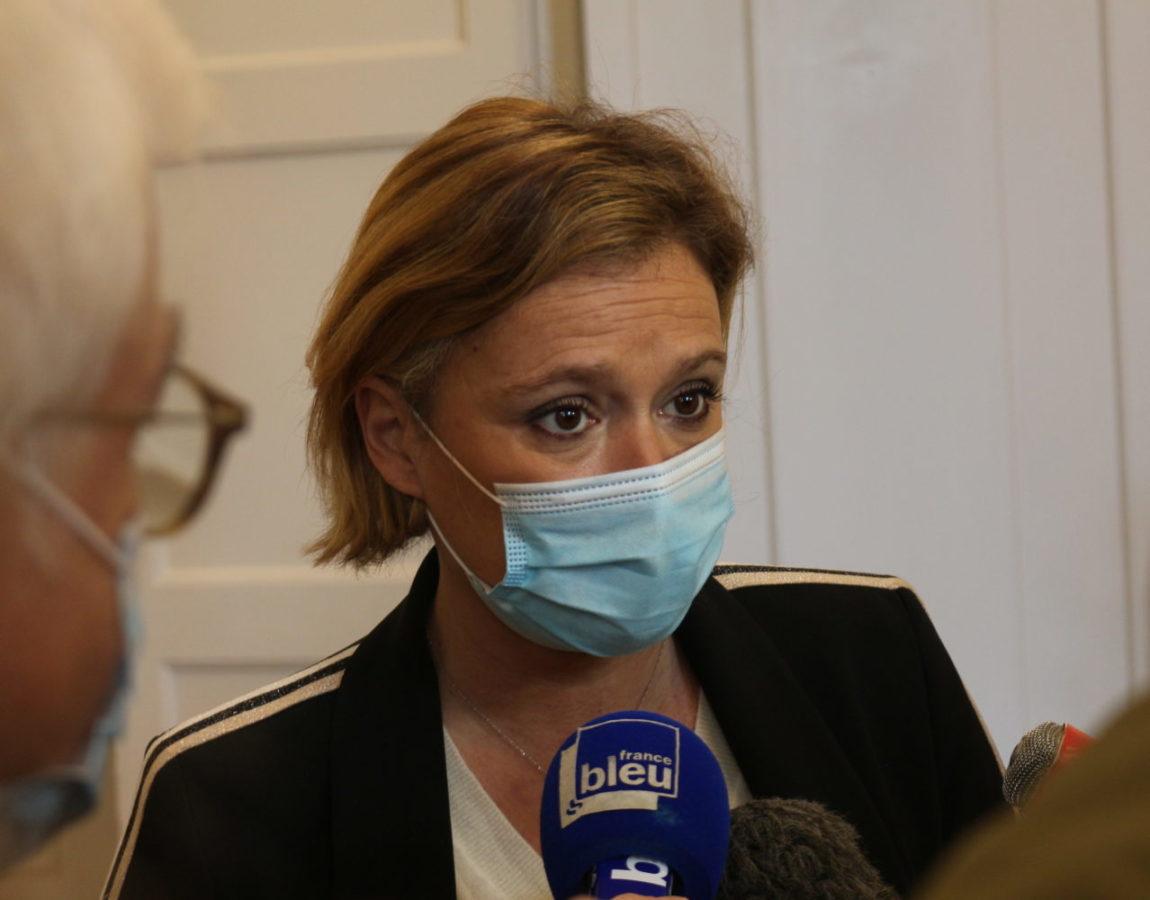 Olivia Grégoire secrétaire d'état