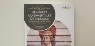 Livre Peintures Monumentales Bretagne