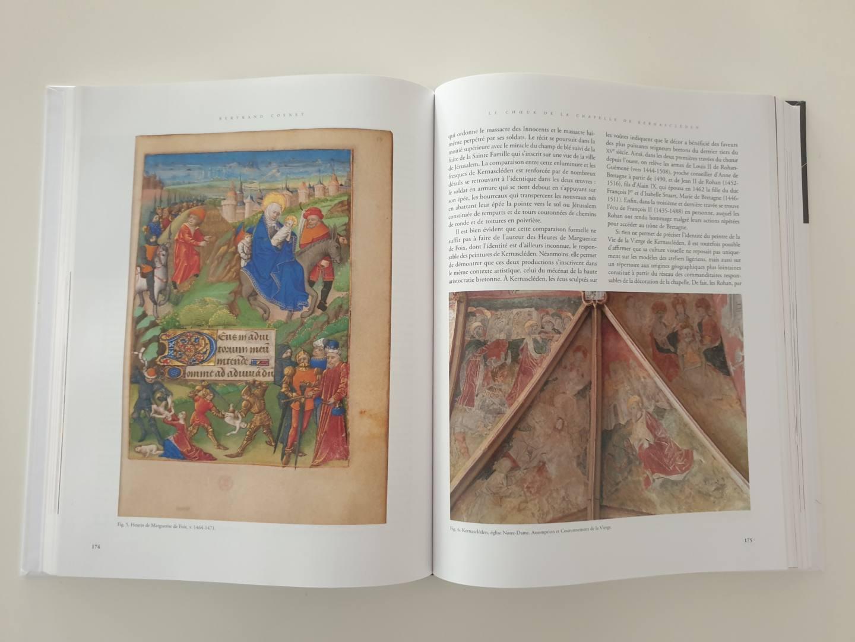 Peintures Monumentales Chapelle Kernascléden