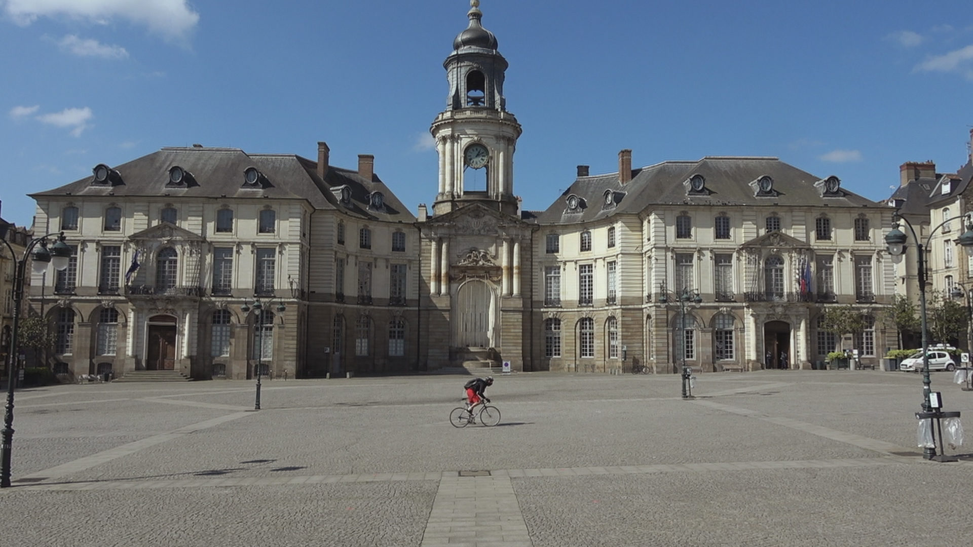 Place Mairie Rennes